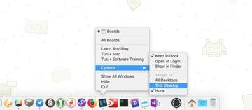 assign an app to a desktop