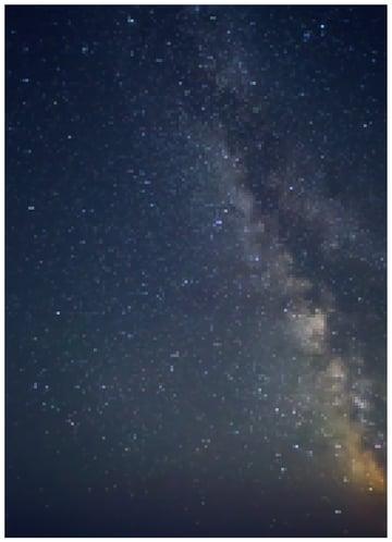 Brighten stars