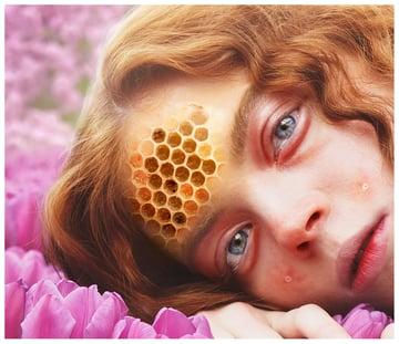 add more honeycomb