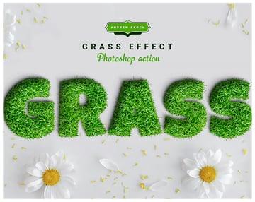 grass action
