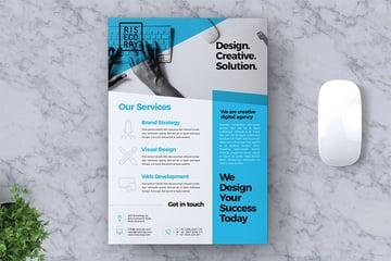 Creative Corporate Flyer Vol 02