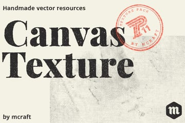 Canvas Texture Background Pack
