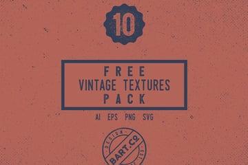 10 Free Vintage Textures