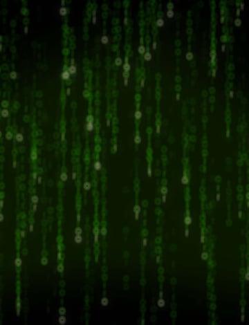 field blur Matrix effect