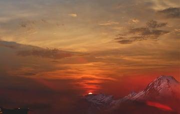 blend mountains