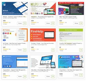 Top Selling PHP Help Desk Scripts
