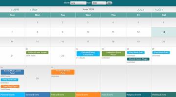 Events Plus - Calendario de eventos para registros y reservas online con WordPress