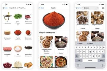 Food App Template Native React App Template Free