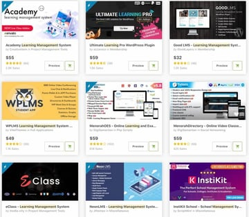 Bestselling PHP Learning Management Systems