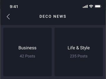 Deco News