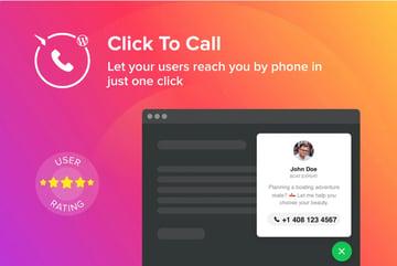 WordPress Click to Call Button Plugin