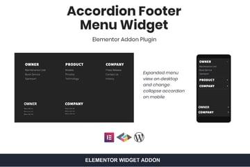 accordion-footer-menu-widget-for-elementor