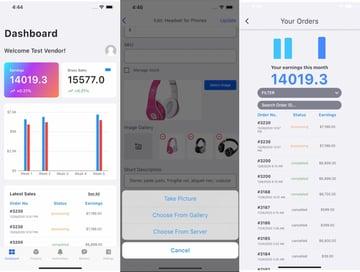 FluxStore Manager - Flutter Vendor App for Woocommerce
