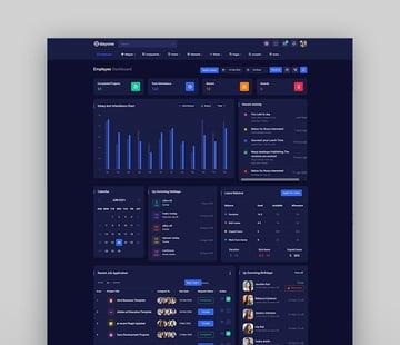 Dayone - Multipurpose HTML Dashboard Template