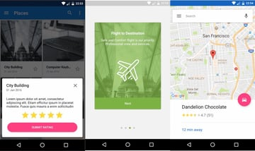 MaterialX - Android Material Design UI 2.8