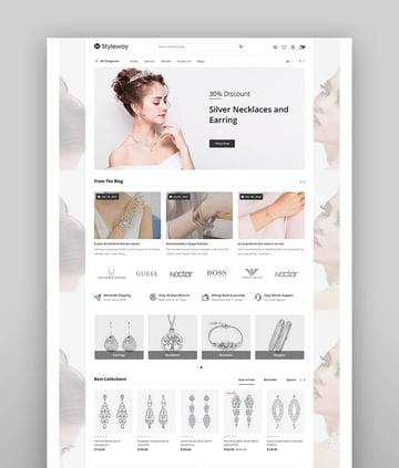 Styleway - Online Fashion OpenCart 3.x Responsive Theme