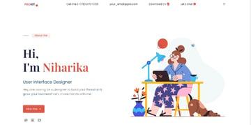 ProKit - Creative Personal Portfolio HTML Template
