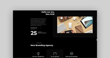 Droow - Creative Showcase Portfolio Template