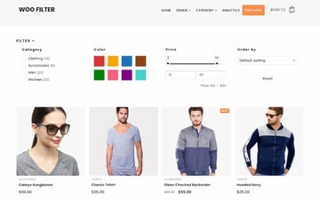 PWF WooCommerce Product Filters