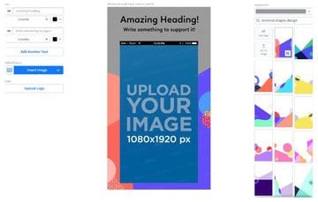 select Android Phone Mockup
