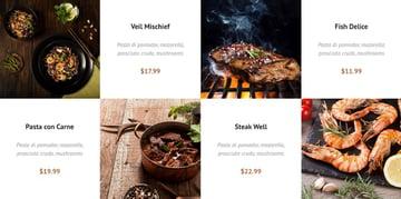 FoodMenu - WP Creative Restaurant Menu Showcase WooCommerce