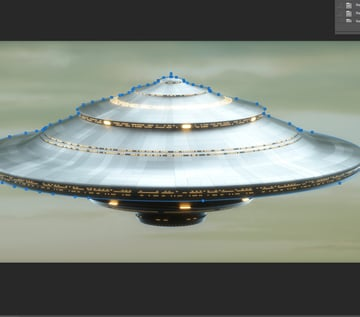 Outlining the UFO
