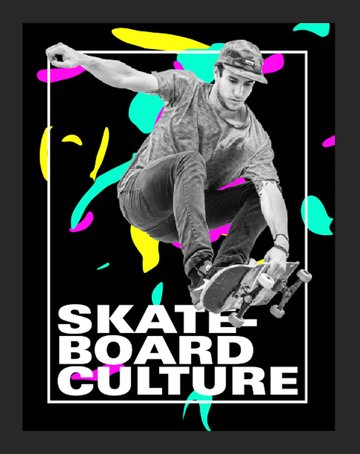 Resizing the Skateboarder Layer
