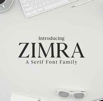 Zimra Serif