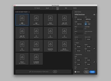 create a new file