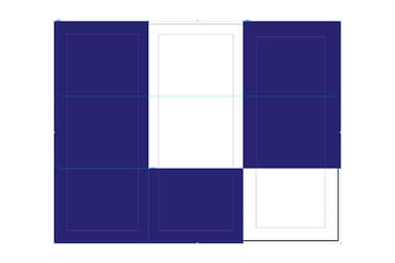create rectangles over the images