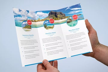 Brochure – Travel Agency Trifold