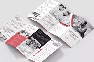 Brochure – Business Marketing 4-Fold