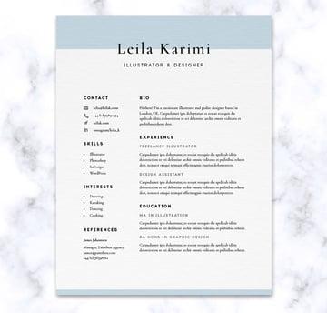 How to Create a CV