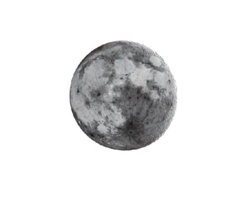 resize and invert the moon image