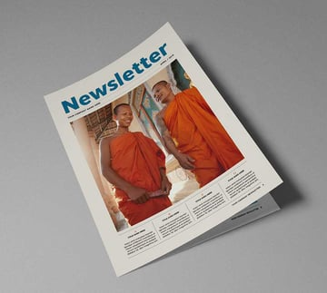 How to Create a Monthly Newsletter Template in InDesign