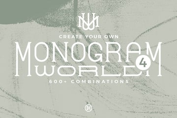 Monogram World Serif