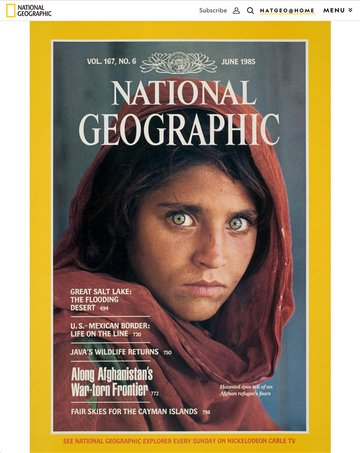 National Geographic June 1985