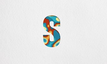 S in Different Styles, Papercut