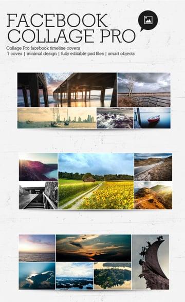 Facebook Timeline Collage Pro