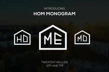 Hom Monogram