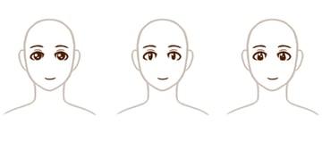 Variations in pupil
