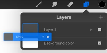 Moving Layers