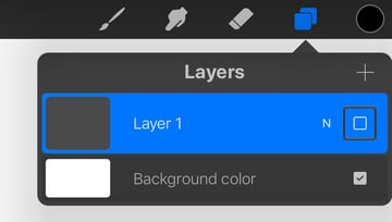 Layer Visibility