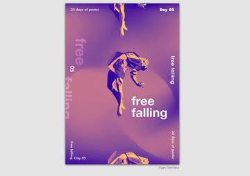 Figen Demireva Free Falling