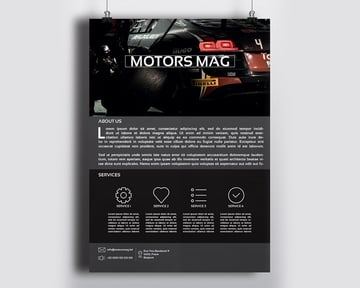 Free InDesign Flyer Template