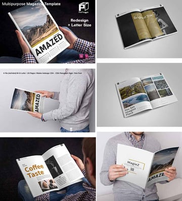 Stylish Multipurpose Magazine Vol 3