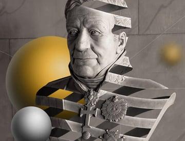 Escher Ribbon FX