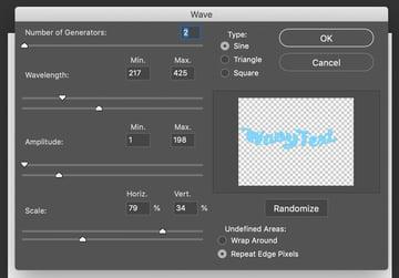 Wave Filter