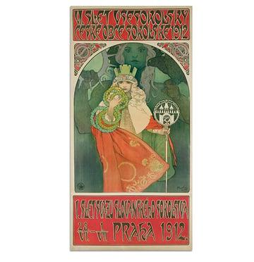 Alphonse Mucha Works