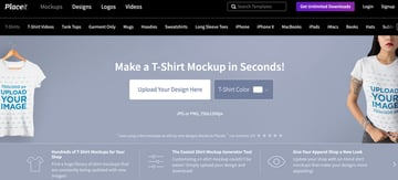Placeit T Shirt Design Creator